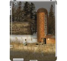 Empty Barnyard iPad Case/Skin