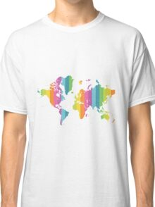 Colorful World Classic T-Shirt