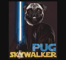 Pug Skywalker Kids Clothes