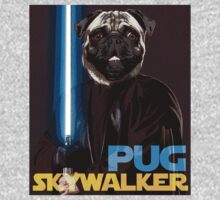 Pug Skywalker Kids Clothes
