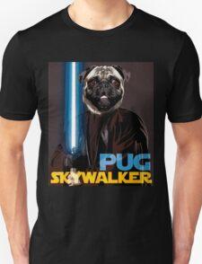 Pug Skywalker T-Shirt
