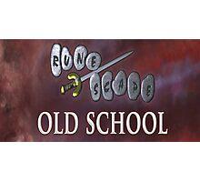 Runescape Oldscool Photographic Print
