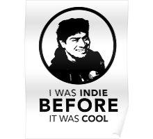 I was (h)indie! Poster