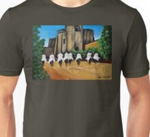 Templar Knights and The Convent of Christ Unisex T-Shirt