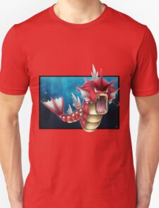 Shiny Gyarados Unisex T-Shirt