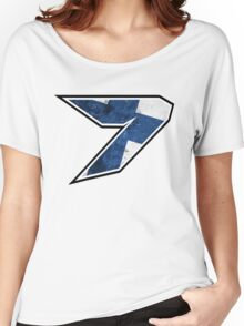 7 - Kimi Raikkonen, Finland Women's Relaxed Fit T-Shirt