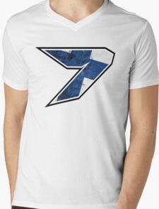 7 - Kimi Raikkonen, Finland Mens V-Neck T-Shirt