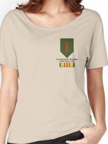 1st Infantry Vietnam Women's Relaxed Fit T-Shirt