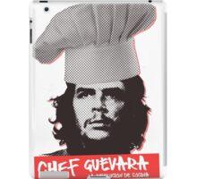 Chef Guevara iPad Case/Skin