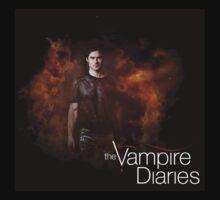 TVD - Damon Kids Tee
