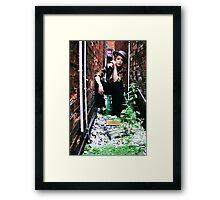 Paris Wells Framed Print