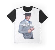 This Is Not A Test tobyMac Tour AMR (2) Graphic T-Shirt