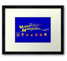 Ready for the Edisons! Framed Print
