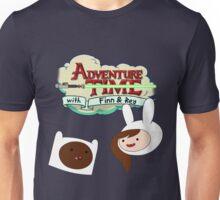 Adventure Time with Finn & Rey Unisex T-Shirt