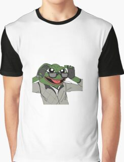 Pepe #11 Graphic T-Shirt