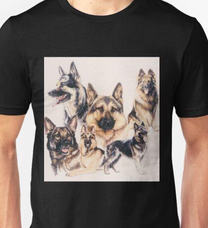 German Shepherd Unisex T-Shirt