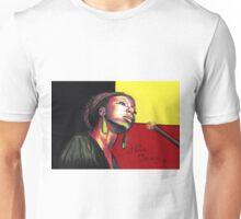 Nina Simone Painting Unisex T-Shirt
