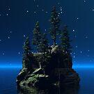 Rock Island by Walter Colvin