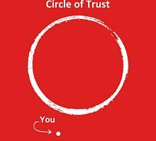 Circle of Trust Unisex T-Shirt