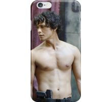 The 100 - Bellamy Blake Shirtless  iPhone Case/Skin
