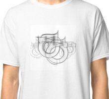 Locked. Classic T-Shirt