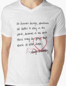 Grey's anatomy- best quote T-Shirt