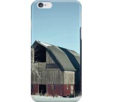 Barn on 240th iPhone Case/Skin