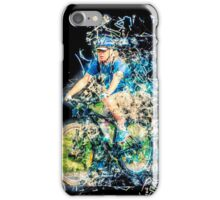 Riding is fun Enjoy life with a bicycle.  iPhone Case/Skin