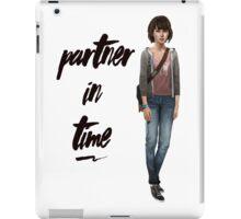 Max Caulfield - Partner in Time iPad Case/Skin