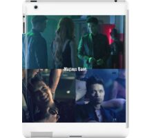 Magnus Bane  iPad Case/Skin