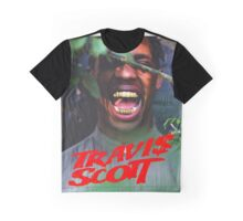 Rodeo Young Thug Travis Scott AMR (3) Graphic T-Shirt