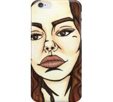 Alice Ulapala End Game Fanart Design iPhone Case/Skin