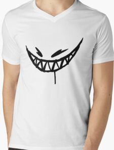 Feed my mind - Sketch Mens V-Neck T-Shirt