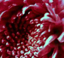 la fleur Sticker