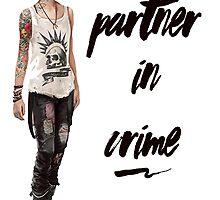 Chloe Price - Partner in Crime by LOSTWOLF5