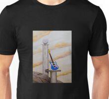 Rock Guitar Fender Unisex T-Shirt
