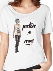 Chloe Price - Partner in Crime Women's Relaxed Fit T-Shirt