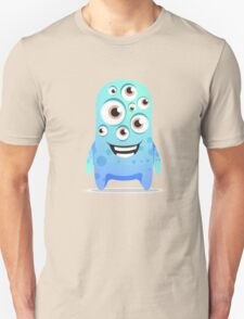 Cute Little Blue Alien!!! T-Shirt