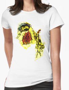 Profondo ... Womens Fitted T-Shirt