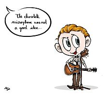 Little Hiddles vol.4 - March Photographic Print