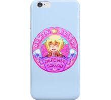 Armin Arlert Defense Squad Merch iPhone Case/Skin