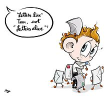 Little Hiddles vol.4 - July Photographic Print