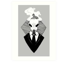 Corporate Hunt Art Print
