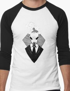 Corporate Hunt Men's Baseball ¾ T-Shirt