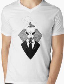 Corporate Hunt Mens V-Neck T-Shirt