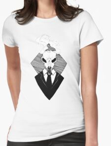 Corporate Hunt Womens Fitted T-Shirt