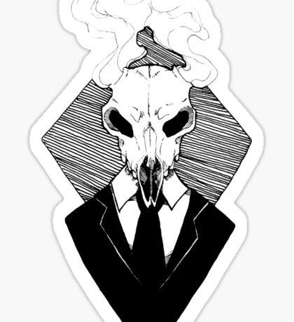 Corporate Hunt Sticker