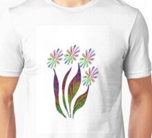 Fractal Flora Unisex T-Shirt