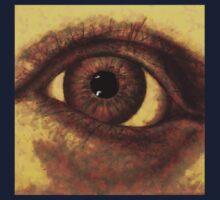 Eye study One Piece - Short Sleeve