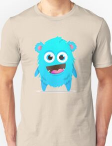 Happy Little Fuzzy Monster!!! T-Shirt